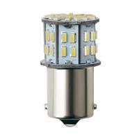 LED лампочка BA15S P21W, 24В, 1.5 Вт, 2406 50 SMD LED, 400 Lumens