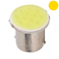 LED лампочка BA15S P21W, 24В, 0.72 Вт, COB 12 SMD LED, 120 Lumens
