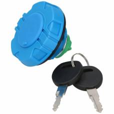 Кришка горловини бака AdBlue тип AB2, 40мм, виробник: All Ride, артикул: 8711252079813