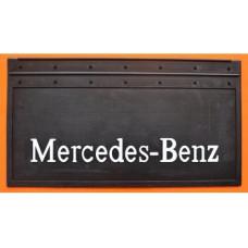 Бризговик з рельєфним написом Mercedes-Benz, 650х350 мм, артикул: 1002