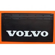 Бризговик з рельєфним написом Volvo, 650х220 мм, артикул: 1044