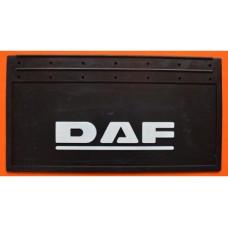 Бризговик з рельєфним написом Daf, 650х350 мм, артикул: 1007