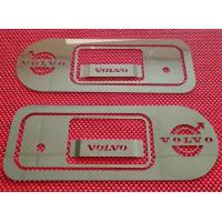Комплект накладок з нержавіючої сталі на ручки дверей VOLVO FH2, FH3.